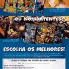 Revistas Street Fighter e Mortal Kombat - Dragão Games 01
