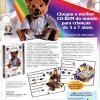 A Festa do Ursinho de Pijama - Revista do CD-Rom 22