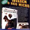 Caçador de Dinossauros - Revista do CD-Rom 37