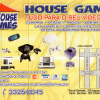 House Games - Game Master 17