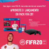 Pack FIFA 20 - PlayStation 261