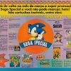 Promoção Sega Special - Jornal Sega Mania 08