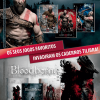 God of War e Bloodborne (Tilibra) - PlayStation 262