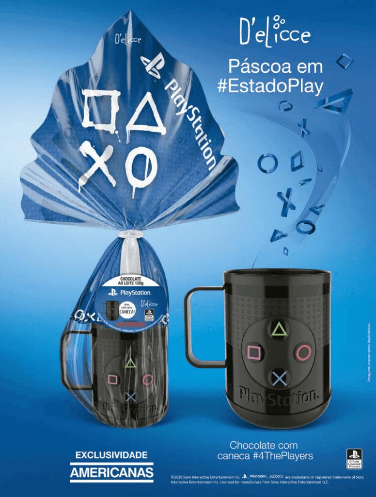 Ovo de Páscoa PlayStation 2020 - PlayStation 266