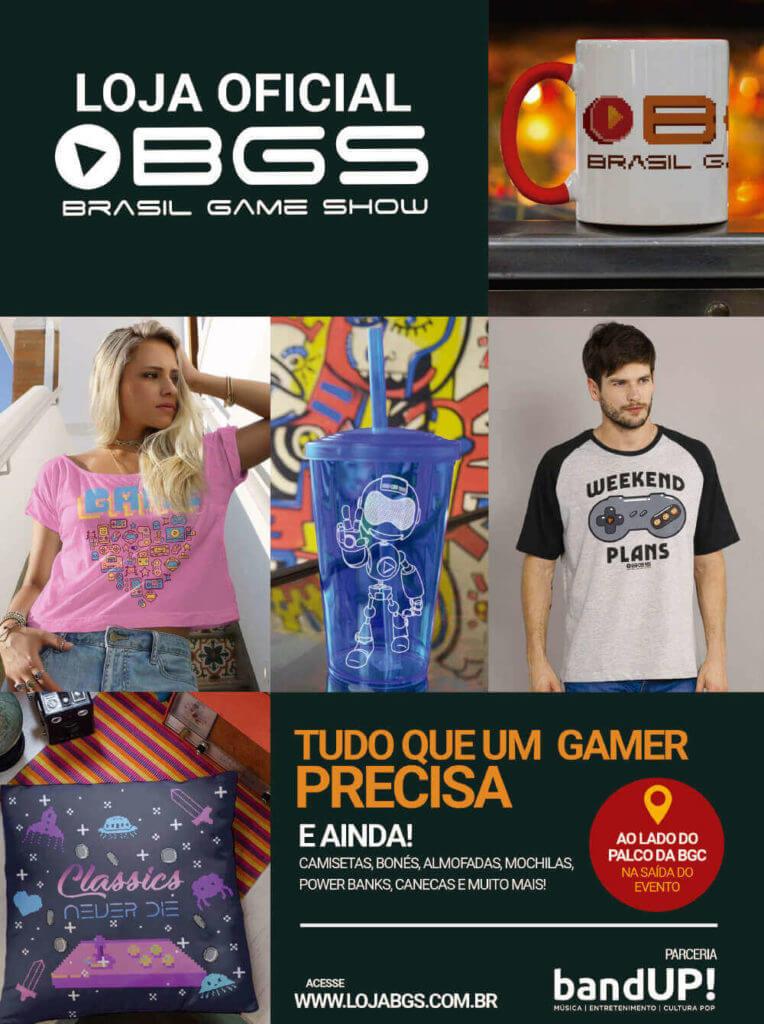 Loja Guia Oficial BGS 2018