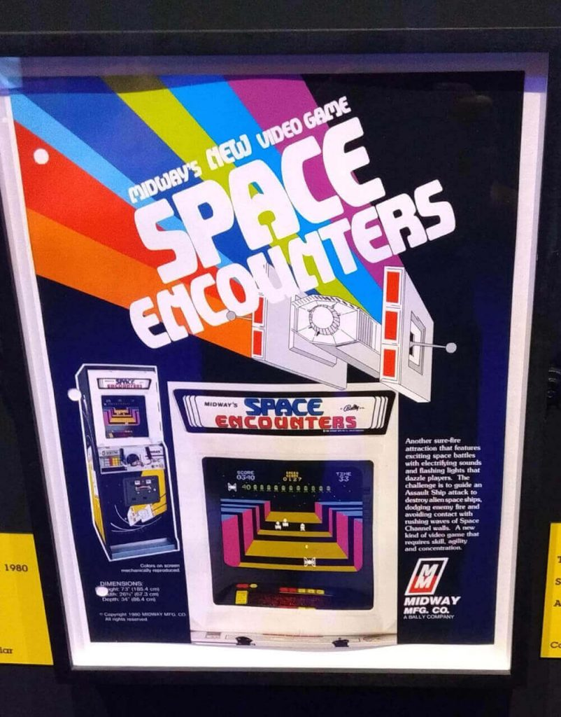 Space Encounters