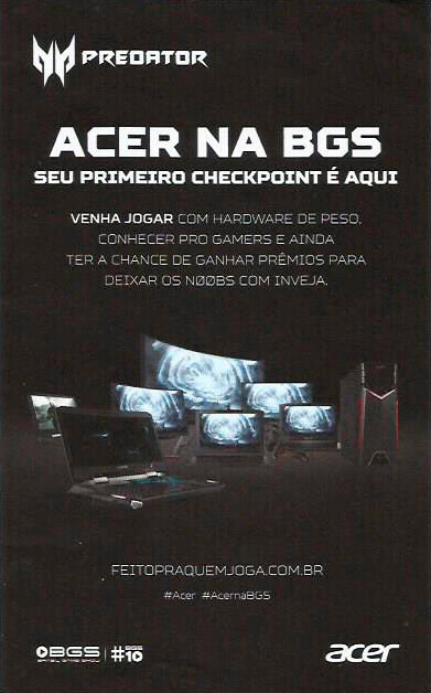 Acer - BGS 2017