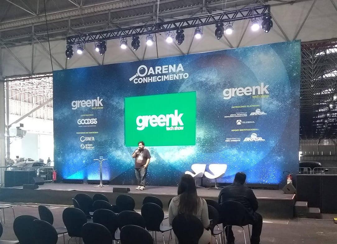Arena Conhecimento - Greenk 2018