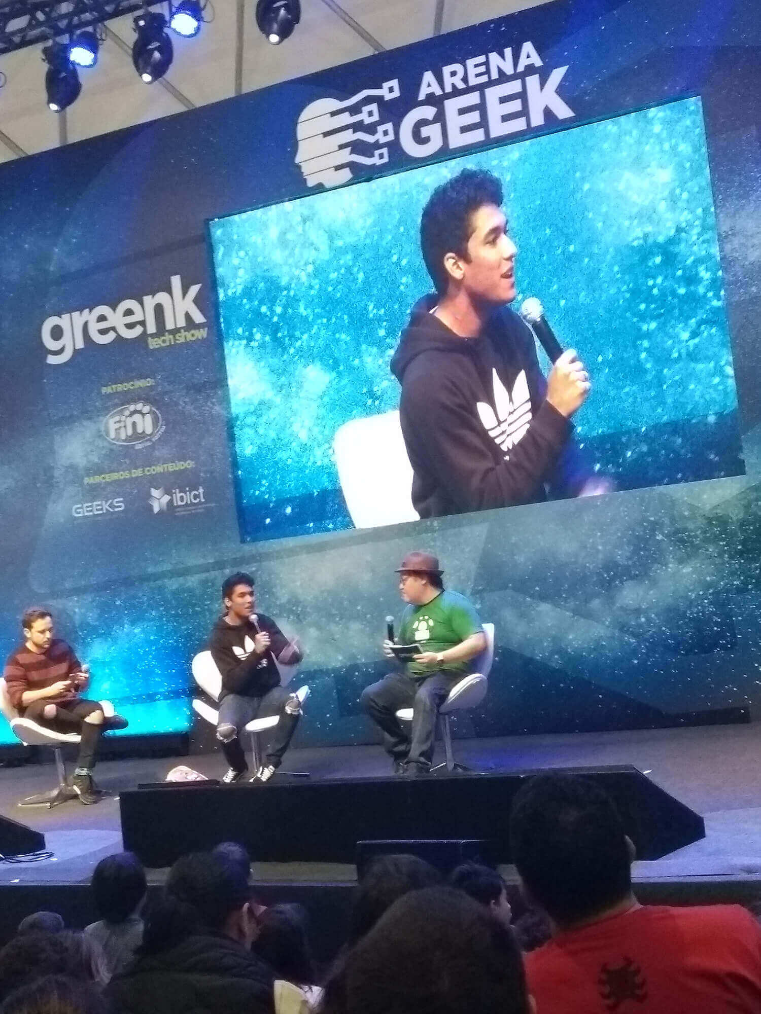 Authentic Games na Arena Geek - Greenk 2018