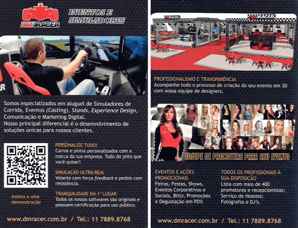 DM Racer - BGS 2019