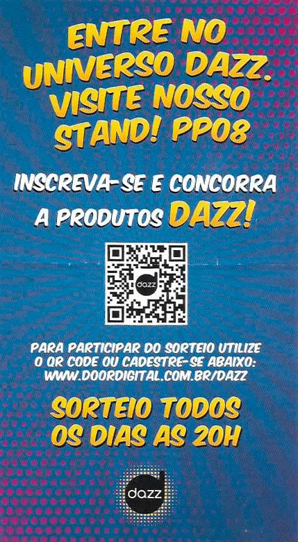 Dazz na Brasil Game Show 2018