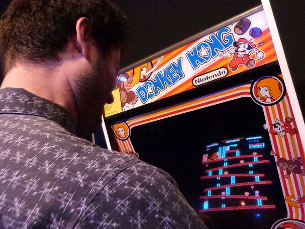 Donkey Kong - A Era dos Games