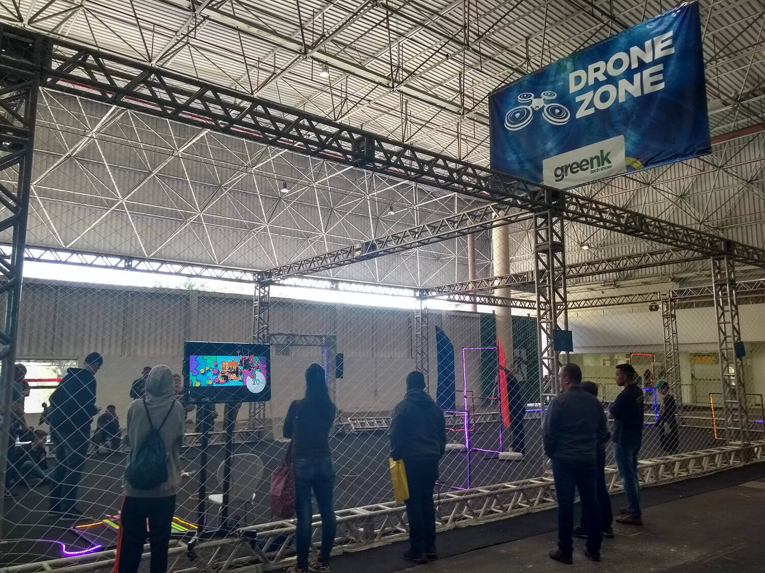 Drone Zone - Greenk 2018