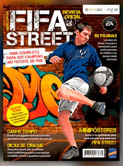 Revista Oficial FIFA Street 2012