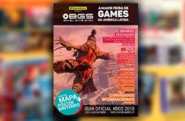 O Guia Oficial BGS 2018 e suas propagandas