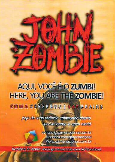 John the Zombie na BGS 2017