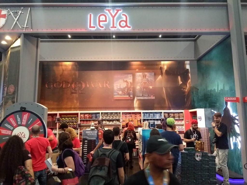 Leya (God of War) - CCXP 2017