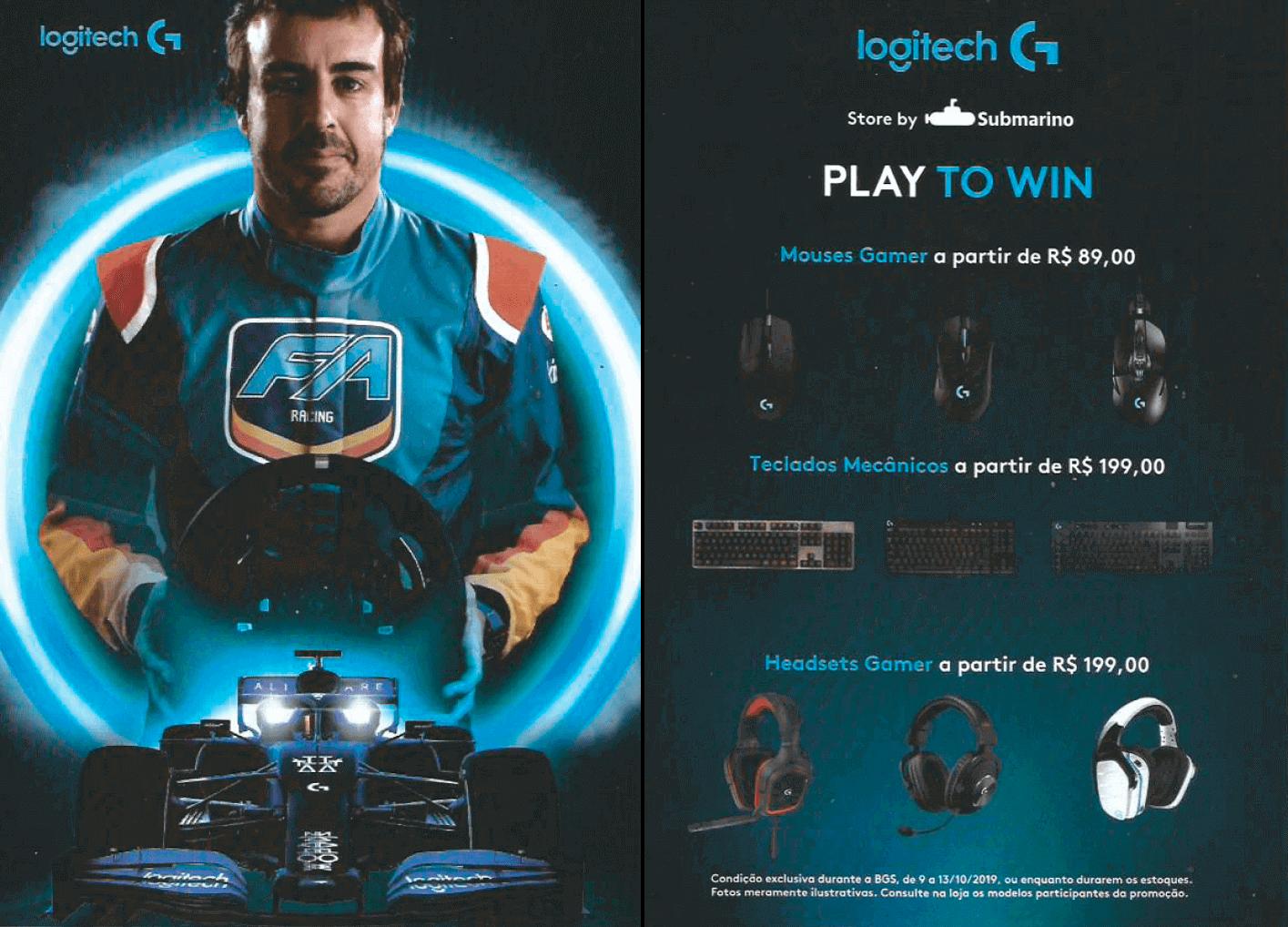 Logitech - BGS 2019