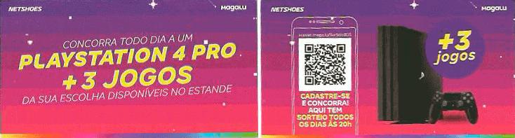Magalu e Netshoes - BGS 2019