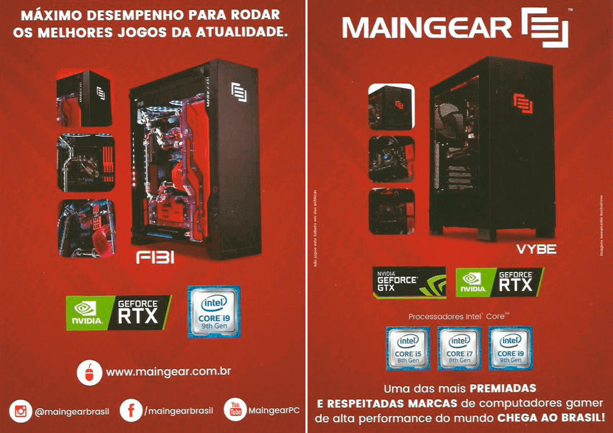 Maingear - BGS 2019
