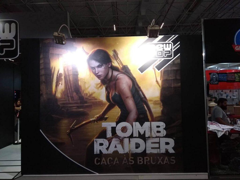 NewPOP (Tomb Raider) - CCXP 2017