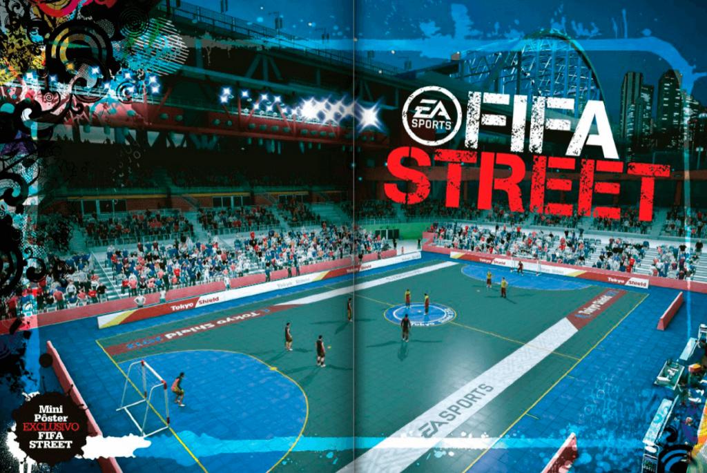 Pôster 1 - Fifa Street