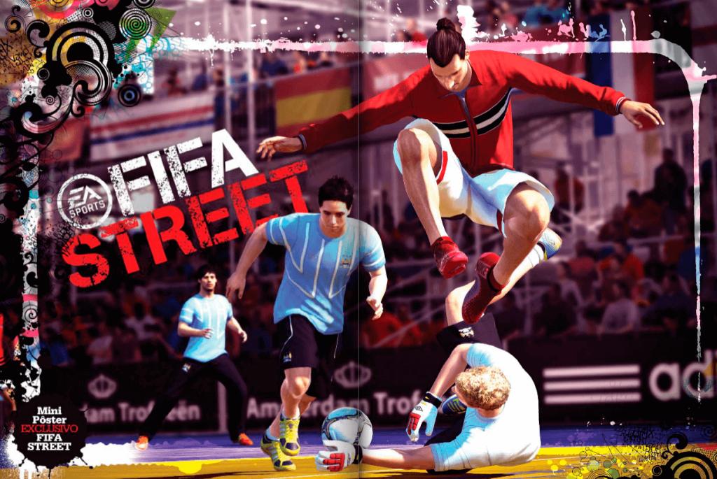Pôster 2 - Fifa Street