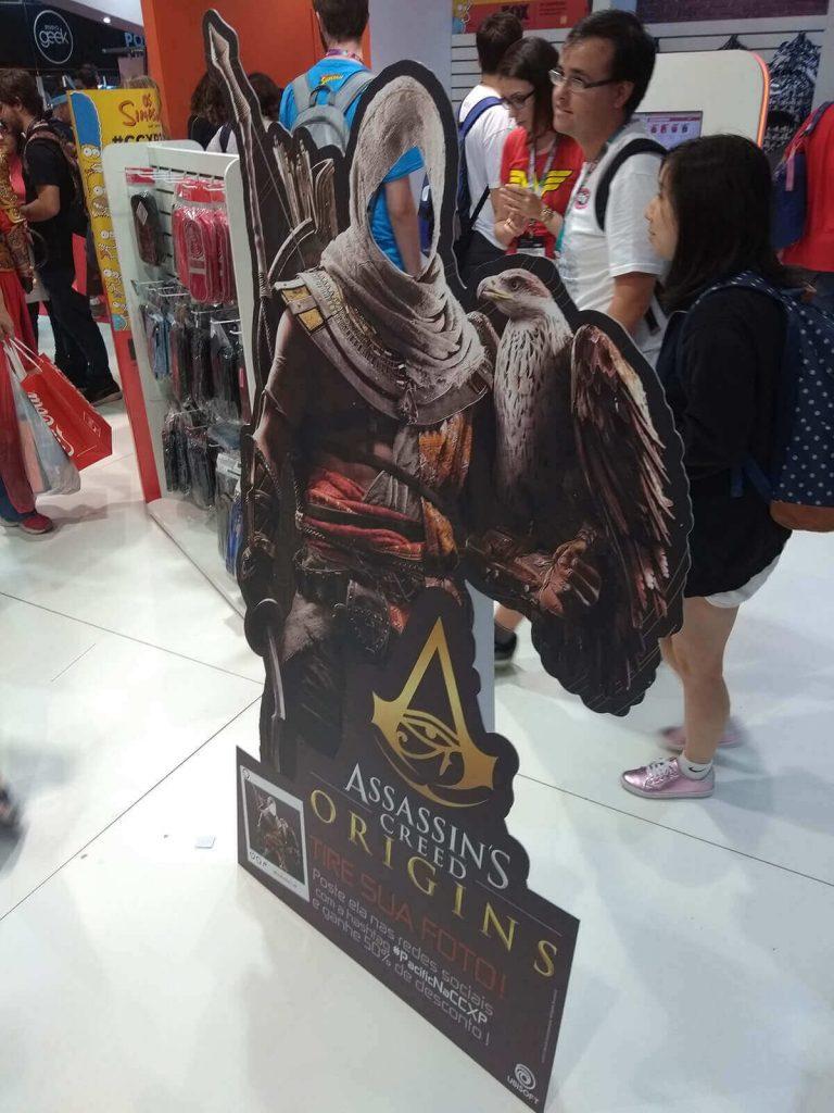 Pacific (Assassin's Creed) - CCXP 2017