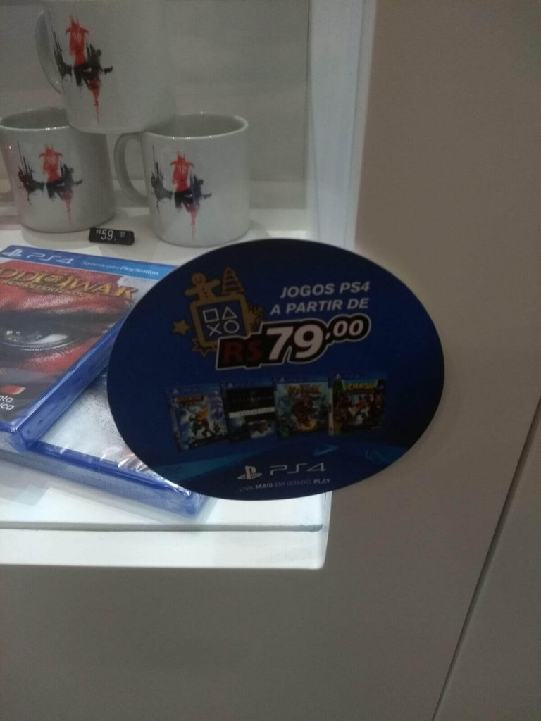 PlayStation (Display) - CCXP 2017
