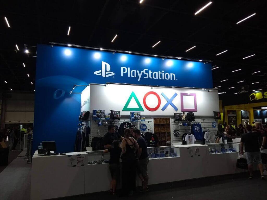 PlayStation (Estande) - CCXP 2017