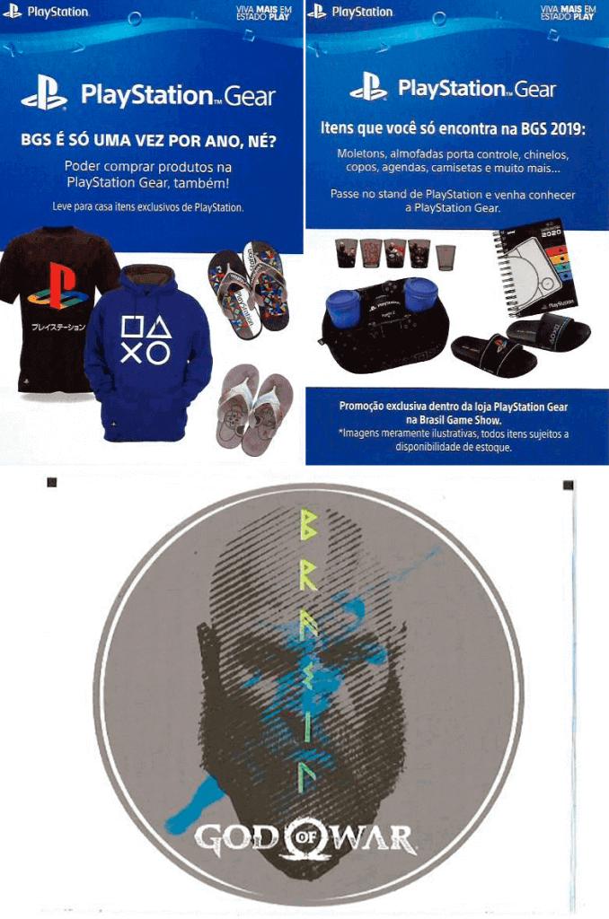 PlayStation Gear - BGS 2019