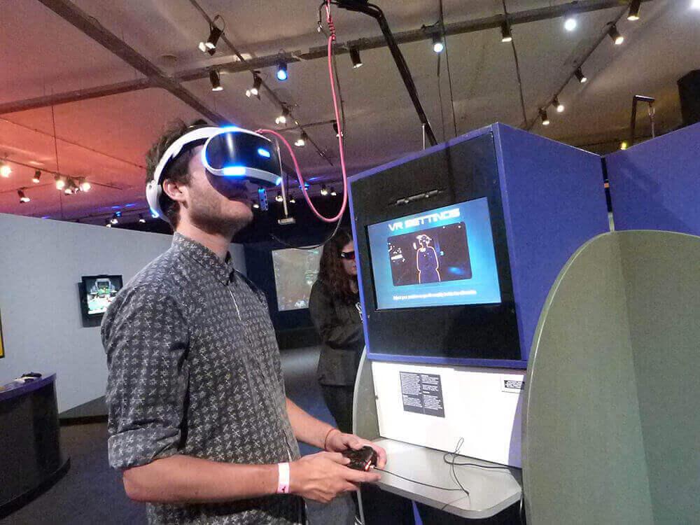 PlayStation VR - A Era dos Games