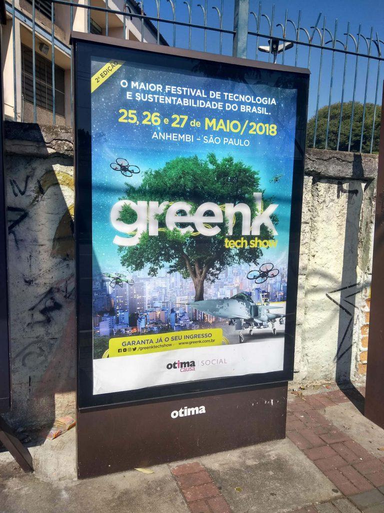 Greenk 2018 na Otima OOH