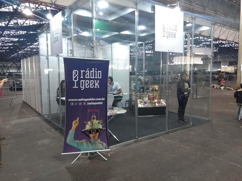 Rádio Geek - Greenk 2018