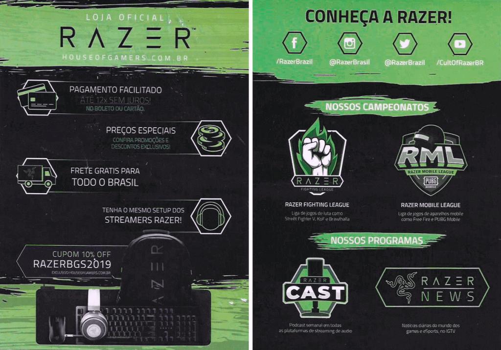 Razer - BGS 2019