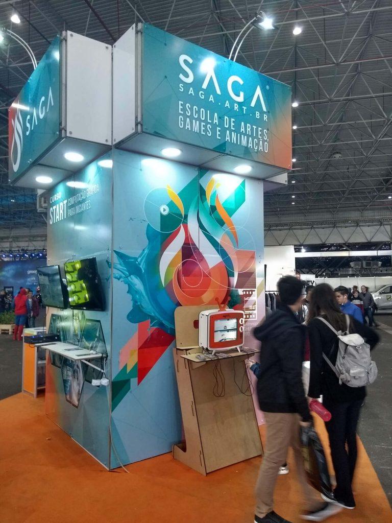 Saga na Greenk Tech Show 2018