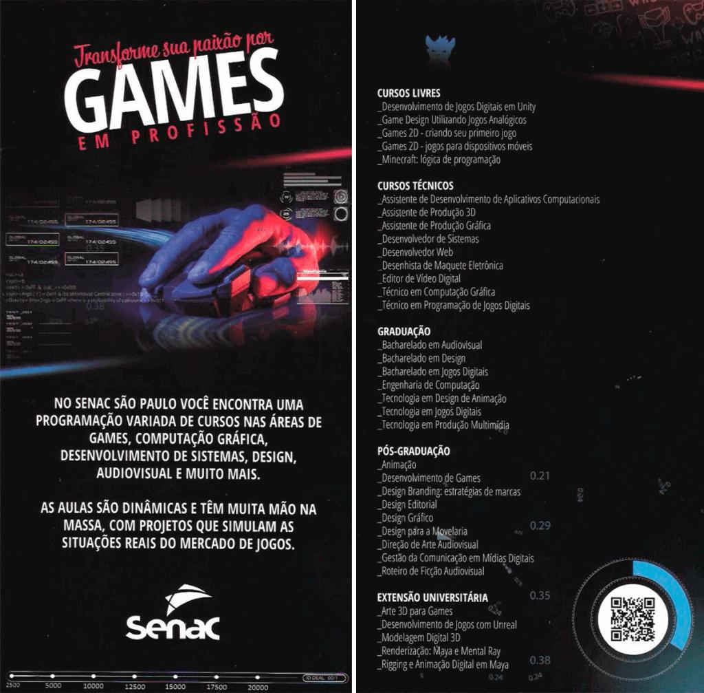 Senac Games - BGS 2019