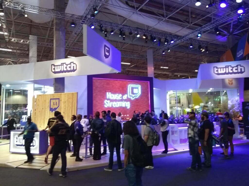 Twitch - CCXP 2017