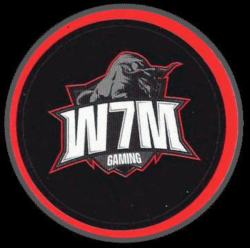 Adesivo W7M Gaming