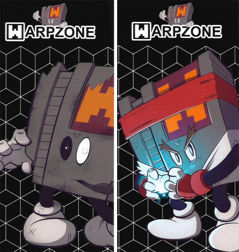 Warpzone - BGS 2019