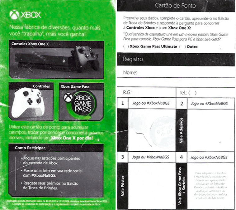 Xbox - BGS 2019