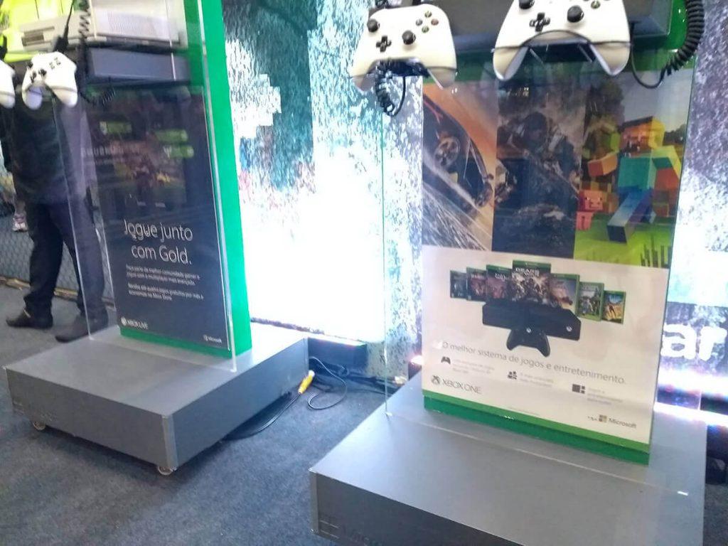 Xbox - CCXP 2017