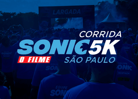 Corrida Sonic 5K