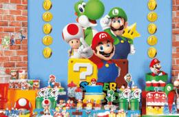 Coleção Super Mario Cromus 2018