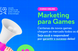 EBAC Curso Marketing para Games