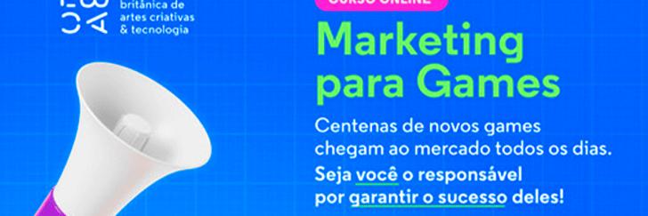 EBAC Curso Marketing para Games