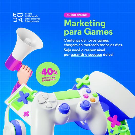 EBAC Marketing para Games
