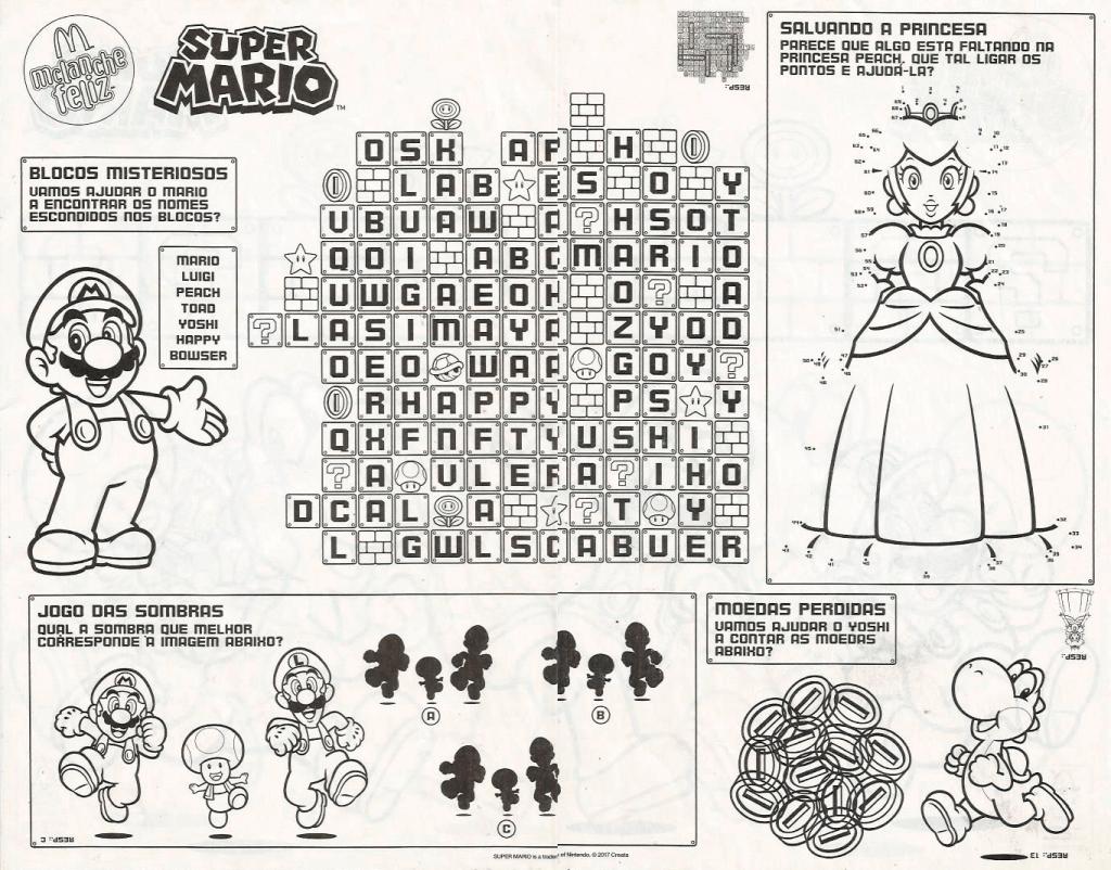 Folha Mario 2017