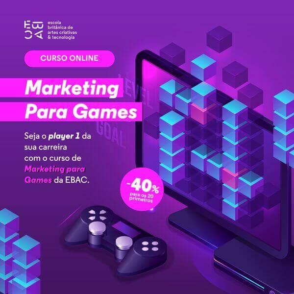 MKT para Games