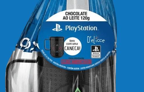 Ovo de Páscoa PlayStation 2020